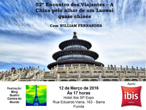 Convite China