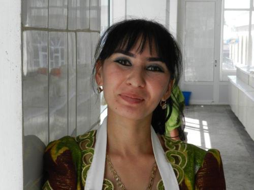A uzbeque que me pediu em casamento