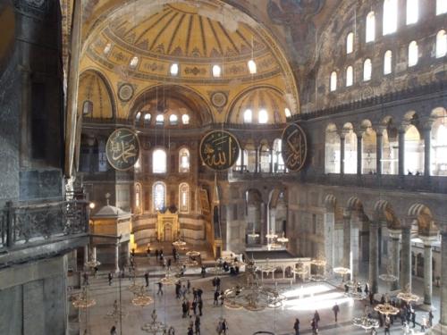Ayasofya em Istambul