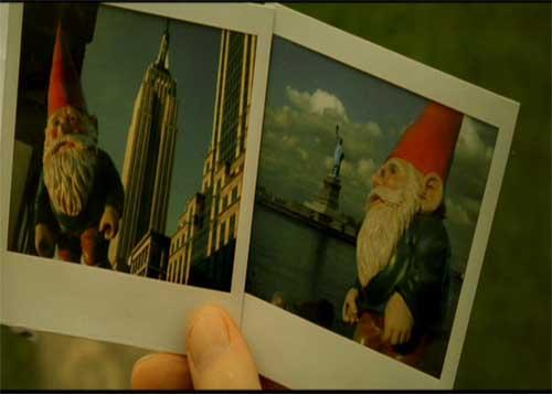 Quero viajar o mundo como o anão