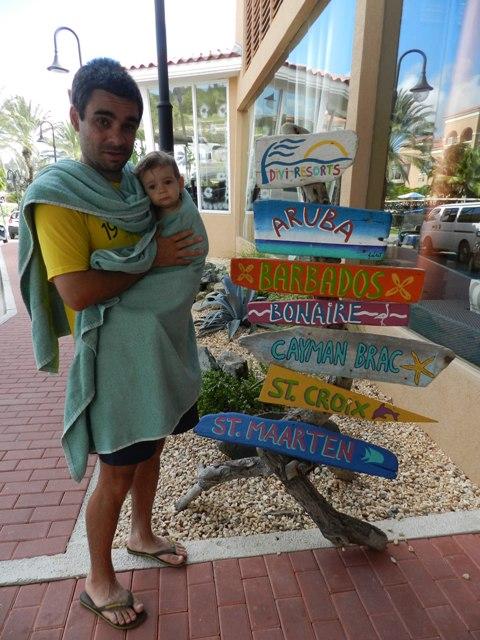 Próximo destino: Bonaire ou St. Croix?