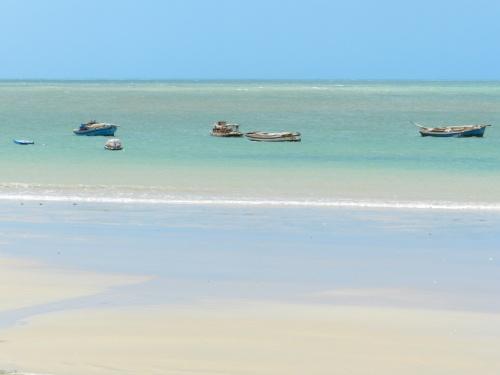 Praia do Varame é uma vila de pescadores