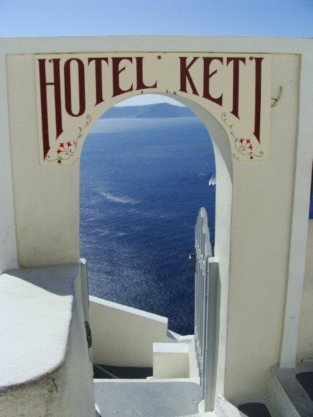 Imaginem se hospedar em um hotel com esta vista