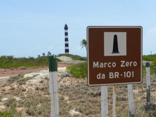 Farol do Calcanhar já foi o segundo maior do mundo