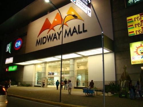 Se não passar do lado deste Shopping é porque errou o caminho