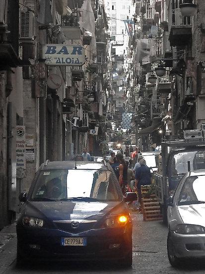 Organização em Nápoles