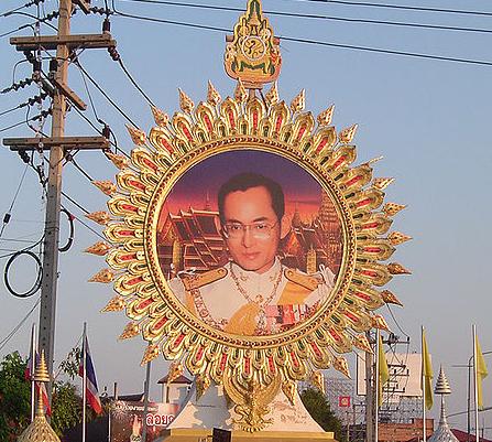 Na Tailândia este é o cara