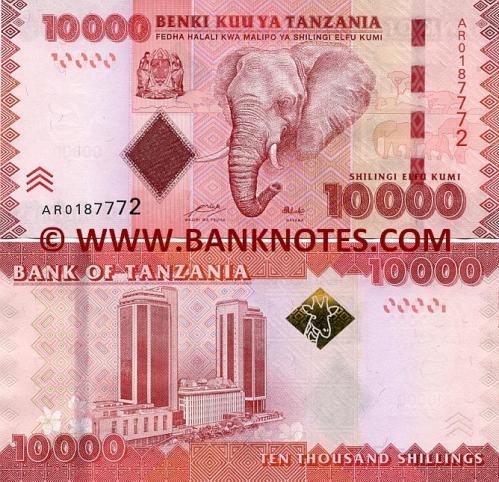 Shilling tanzaniano é o que todos querem