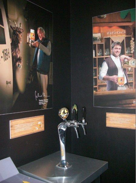 Museu da cervejaria Kozel