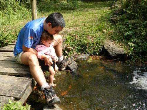 Paz, sossego e contato com a natureza para toda família