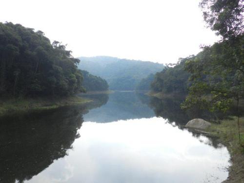 Parte da água distribuída em São Paulo vem daqui