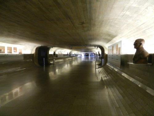 Túnel fofoqueiro
