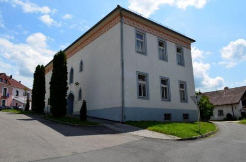 Como em toda República Tcheca, muitas sinagogas