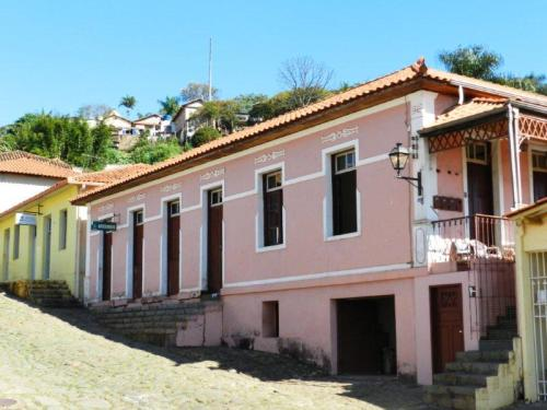Arquitetura típica da região