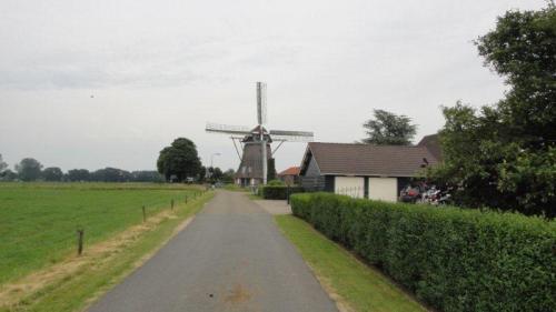 Estrada prefeita para um passeio de bicicleta