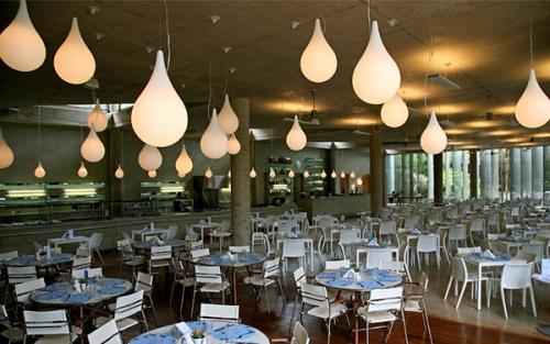 Restaurante Oiticica, mais uma opção gastronômica. Foto do site http://www.inhotim.org.br/