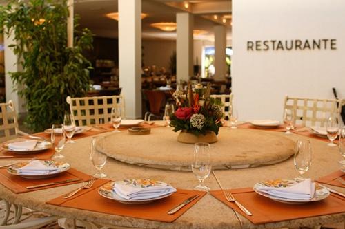 Restaurante Tamboril, a la carte com cozinha internacional. Foto do site http://www.inhotim.org.br/