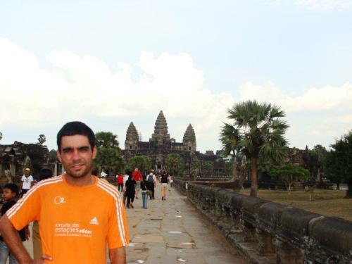 A magia de Angkor Wat