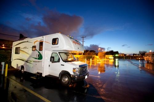 Motorhome: maior e com mais facilidades que uma campervan