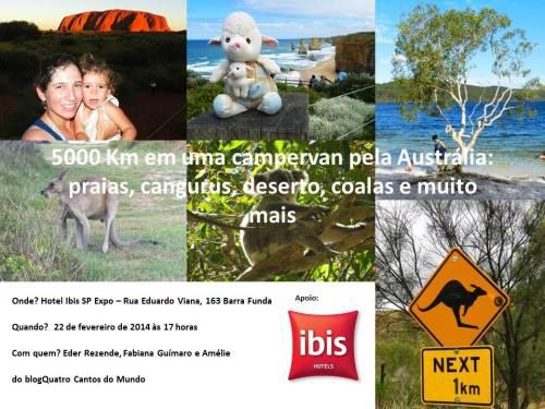 Convite 40 Encontro dos Viajantes - Australia2
