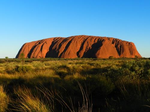 Uluru - Lugar Único no Mundo