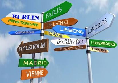 Na Europa por quanto tempo quiser