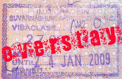 Este carimbo nenhum viajante quer em seu passaporte