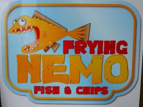 Fast Food no Fritando Nemo