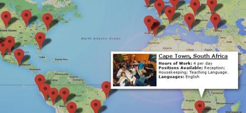Trip Planner, a ferramenta principal do Worldpackers.com