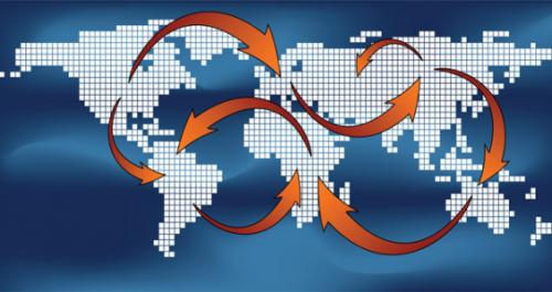 Você já percebeu a Globalização em suas viagens?