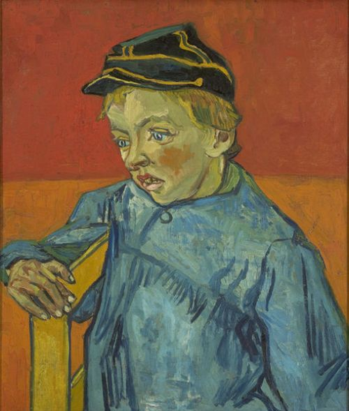 O Escolar de Van Gogh, uma das atrações do Masp
