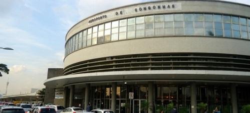 O segundo aeroporto mais movimentado do Brasil em número de aeronaves
