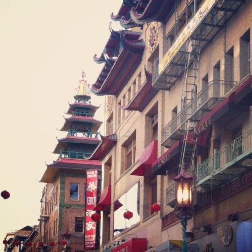 Chinatown, a profissa