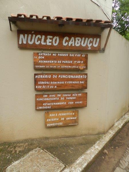 Todas as informações sobre o Núcleo do Cabuçu