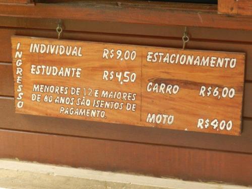 Quanto custa se divertir no Parque Estadual da Cantareira - Núcleo do Cabuçu