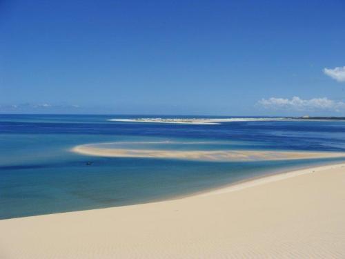 Ilha de Bazaruto em Moçambique