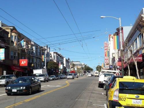 Todas as cores do arco-íris em Castro