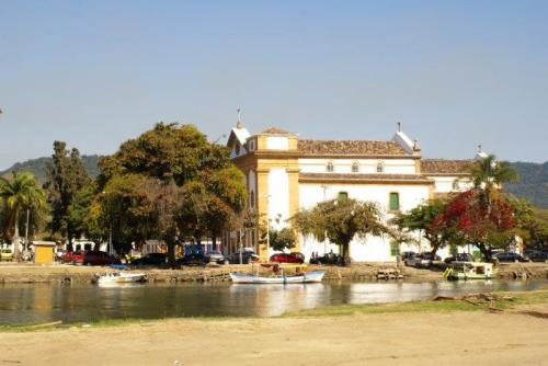 Catedral de Paraty, herança da História portuguesa