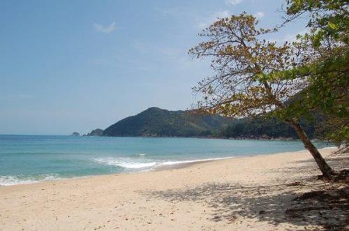 A beleza da praia de São Gonçalo