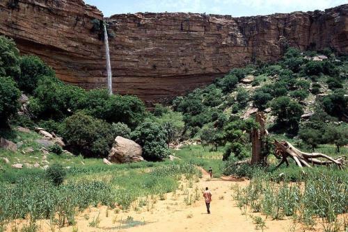 Penhascos de Bandiagara