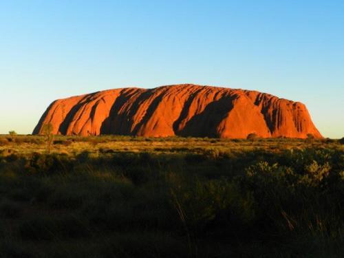 Uluru, onde as lendas se criaram