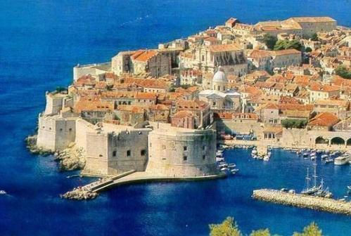 A encantadora Dubrovnik