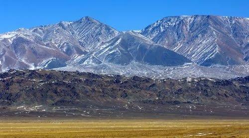 Montanha Ikh Bogd