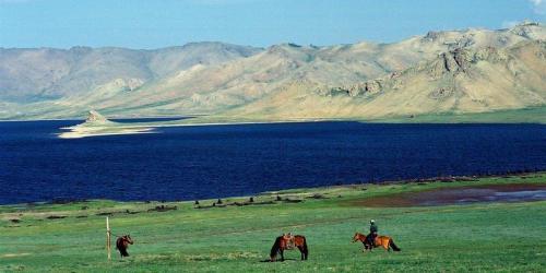 Parque Nacional Khorgo Terkhiin Tsagaan Nuur