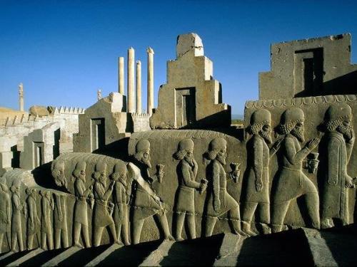 A cidade perdida de Persépolis