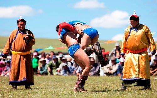 Festival do Naadam
