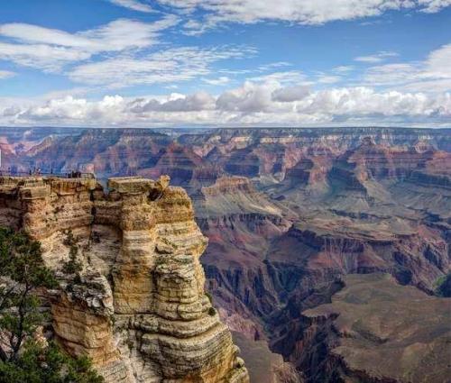 O famoso Grand Canyon National Park