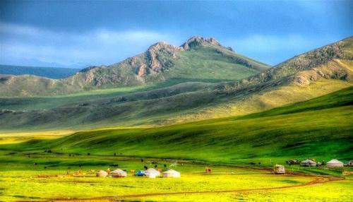 Vale de Orkhon