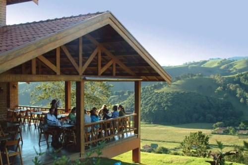 Restaurante Trincheira: boa comida e visual de tirar o fôlego