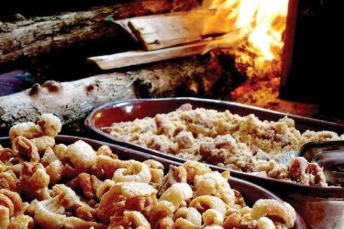 Restaurante Taipa: comida caseira e arquitetura da roça